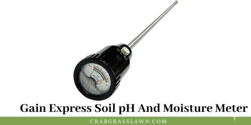 Gain Express Soil pH And Moisture Meter review