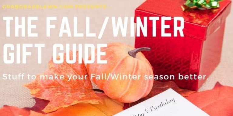 fall winter gift guide
