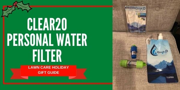 clear2O Personal water filter