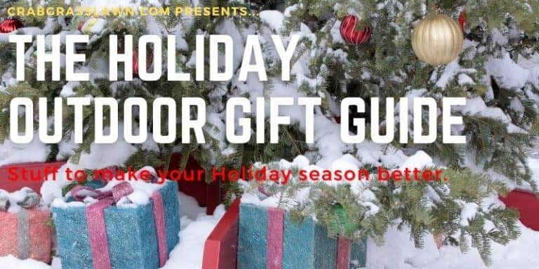 lawn care holiday gift guide