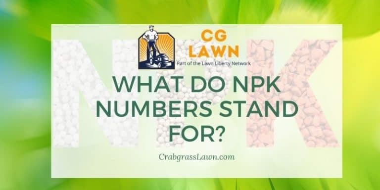 what do npk numbers stand for?