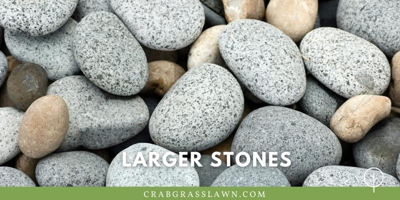what do larger landscape stones look like?