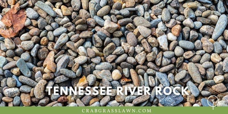 what does tennessee river rock look like?